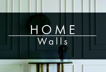 HOME | Walls / Interior Walls Collection    #inCollective www.incollective.co  Your personal interior designer. Outsource help for your home decor project.
