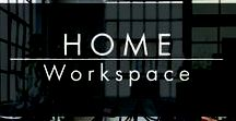 HOME | Workspace / Office / start up / home office inspo  #inCollective  www.incollective.co Your personal interior designer