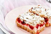 sweets / słodkości, ciasta, desery, torty