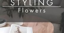 STYLING | Flowers