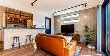 ZERO-CUBE SYMPLE STYLE モルタル仕上のインダストリアルハウス / 数あるZERO-CUBEシリーズの中でも徹底的に無駄をそぎ落とした究極のオールインワン住宅。その洗練された風貌から一転、一歩足を踏み入れるとセンス溢れるオリジナルなデザイン空間が広がっています。