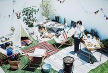 House ideas / @orangehouse_tokyo  house,interior,idea,design  https://www.instagram.com/orangehouse_tokyo/