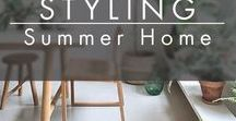 STYLING | Summer Homes