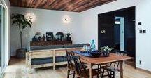 Dining room / ダイニングルーム