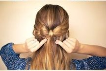 Braids, Pins, Knots & Buns / Request an Up-do service with CBA and go outside the box with some of these styles