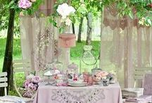 Victorian tea / This board is about ideas for a victorian tea party.So when you invite your friends they will have a wonderful experience.Also all the beautiful tea cups  that are out there.I love them all. / by Gloria Garcia