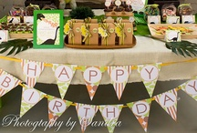Party Themes and Ideas / by Turbo Mom
