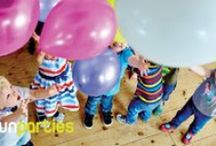 Let's Party! / Did you know we also do parties? If your little one's birthday is coming up - why not take a look here http://bit.ly/Z1cGX7