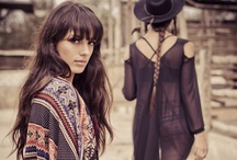 _{{_clothing_}}_ / bohemian clothes layering / by Kate Lace