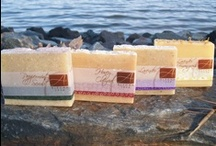 My soaps / Soaps I make and sell