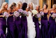 Bridesmaids & Flower Girl Dresses