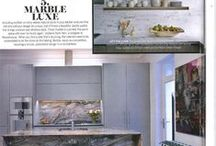 Roundhouse press coverage / Magazines featuring Roundhouse bespoke kitchens