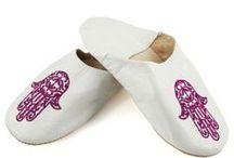 Moroccan slippers (Marokańskie babusze) / Oryginalne, skórzane, marokańskie babusze w wielu kolorach znajdziesz na: http://www.etnobazar.pl/search/ca:babusze?limit=128 Original, leather, Moroccan slippers you find on: http://www.etnobazar.pl/search/ca:babusze?limit=128