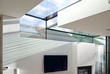 Glass extensions / Some ideas for glass extensions we've picked up along the way
