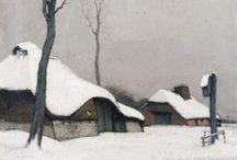 ☁ Sneeuw & kou