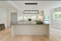 Roundhouse painted kitchens / Roundhouse can match to practically any colour