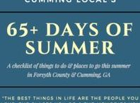 Cumming GA / Things to do and places to go in Cumming GA & Forsyth County.