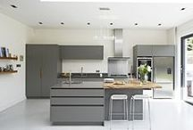 Roundhouse contemporary kitchens / Roundhouse contemporary kitchens, modern, sleek and understated