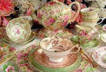 Victorian Tea 2 / by Gloria Garcia