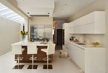 Roundhouse high gloss kitchens / Roundhouse high gloss bespoke kitchens