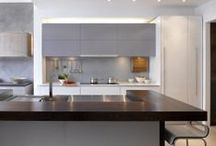 Roundhouse breakfast bars / Kitchen islands with a breakfast bar