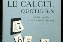 Calcul / livre ancien