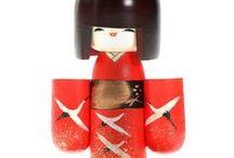 Japanese doll Kokeshi