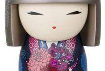 Kimmidoll / Japanese doll Kimmidoll