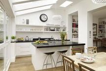Roundhouse conservatory/garden rooms / Roundhouse bespoke kitchens in conservatory/garden rooms