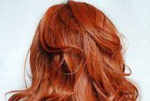 HAIR / hair , hair styles,  hair color , hair ideas / by Jay Pins