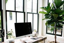 W O R K P L A C E  - I N S P I / Home office Scandinave style
