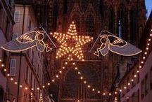 Noël - Christmas / Partez à la découverte des marchés de Noël les plus prisés en Europe. Nous serons votre guide le temps d'une escapade de quelques jours. Sapin étincelant, lumières scintillantes, repas de fête, cotillons et Champagne seront au rendez-vous ! - Discover most popular Christmas markets in Europe. We will be your guide on time for a break of a few days. Tree sparkling, twinkling lights, festive meal, party favors and champagne will be waiting for you!