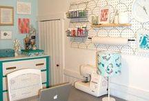 Idee craft room / craft room