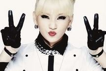 CL - Lee Chae Rin