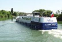 Péniches - Barge cruises