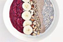 F O O D - M O R N I N G / Healthy breakfast