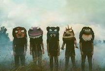 ☁ Krampus & Creatures