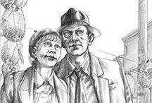 Kluge Comics / Wissen und Geschichte in gezeichneten Bildern