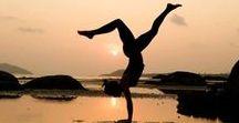 ღ Yoga débutant ღ / Inspirations et cours de Yoga pour les débutants