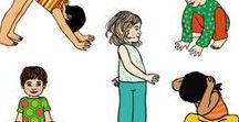 ღ Yoga pour les enfants ღ / Les petites gestes Yoga pour nos enfants