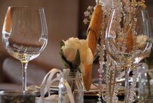 Mesas Amalia / Decoración mesas