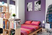 Palett furniture