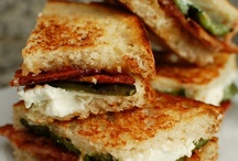 Sandwiches / by Anne Hudson