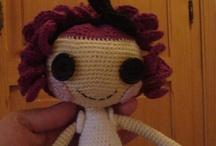 crocheting, knitting & braiding / by Kikky Likky