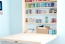 DIY storage & organisation / by Kikky Likky