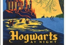 Harry Potter Art and Posters