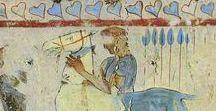 Etruscan Art / Celebrating Etruscan art that inspires my novels