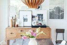 Interiors that inspire me..