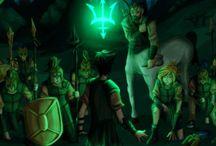 It's A Dam Percy Jackson Thing! / •Percy Jackson & the Olympians stuff •Heroes of Olympus stuff / by Bryson Alexandra