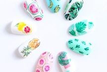 Nail Art Ideas / All Cute Nail Ideas by others!